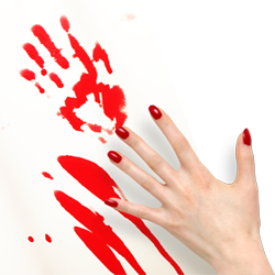 Bloody Shower Curtain Psycho Curtains That Turn Red When Wet